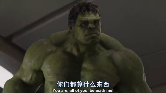 这下好了,川普惹了绿巨人浩克,几秒钟被浩克摔晕了