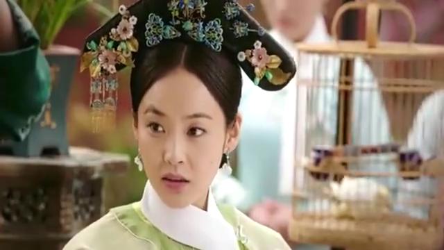如懿传:颖嫔担心生孩子疼,嘉贵妃一脸的嫉妒