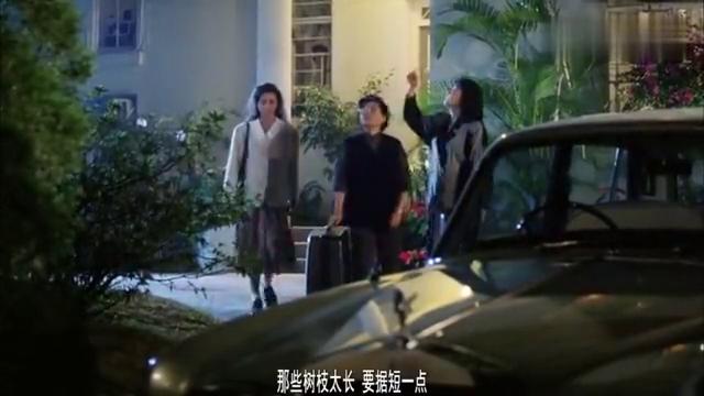 电影天若有情最感人的一段,刘德华砸婚纱店取婚纱给林忆莲