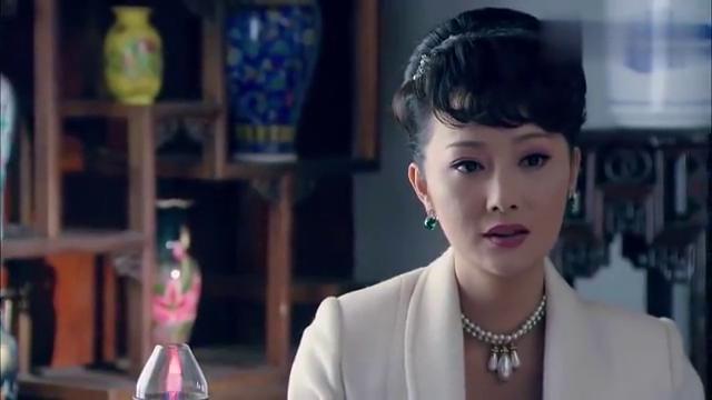 皇后向川岛芳子说出溥仪的秘密,芳子无法想象
