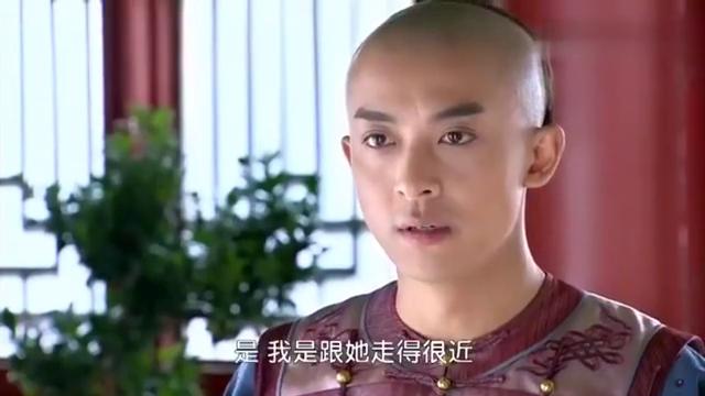 还珠:尔康非要娶紫薇,不料额娘骂醒他:你早被老佛爷看上了