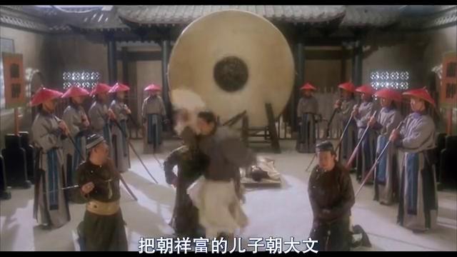 小伙指甲被打断,老知县还一本正经的说伤得很重,笑喷了