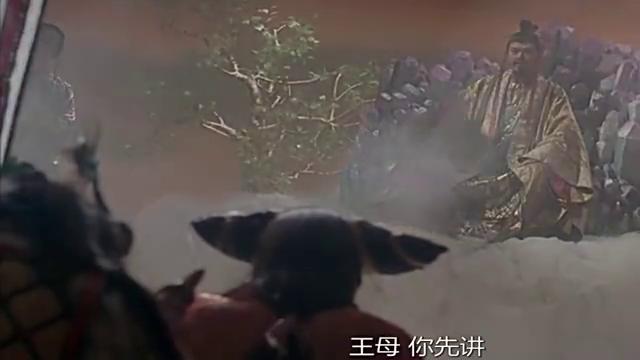 二郎神找玉帝说理,哮天犬被人吃了,让斑点狗当了替身