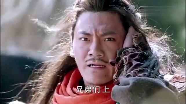 武神赵子龙:赵子龙首次使用宝剑,孤身闯进山贼窝,以一敌十!