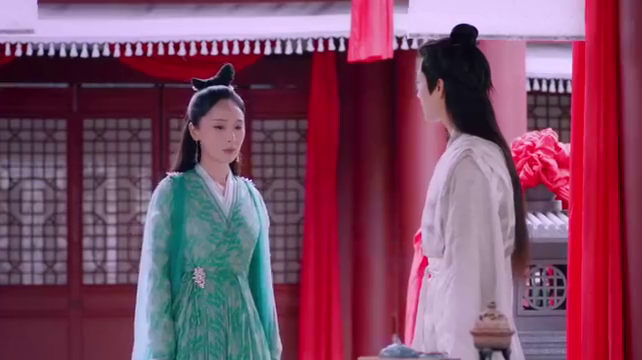 白蛇传说:小青要跟齐霄约会,小灰送来了漂亮衣服