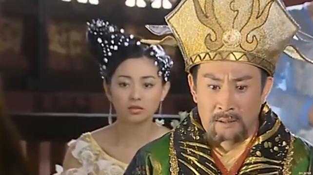 刁蛮公主:皇帝演技超级棒!一招制服恶丞相,自己还装委屈