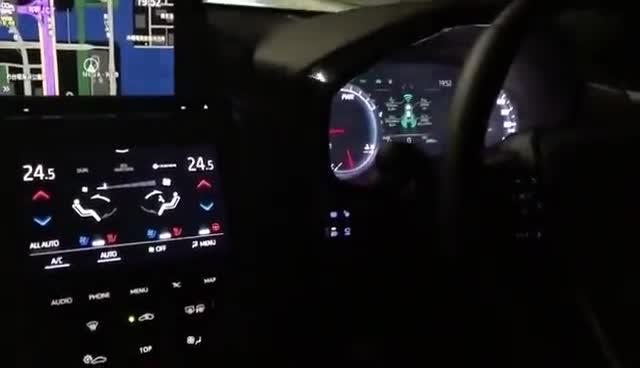 视频:驾驶过程中的丰田皇冠RS,底盘平稳顺畅!