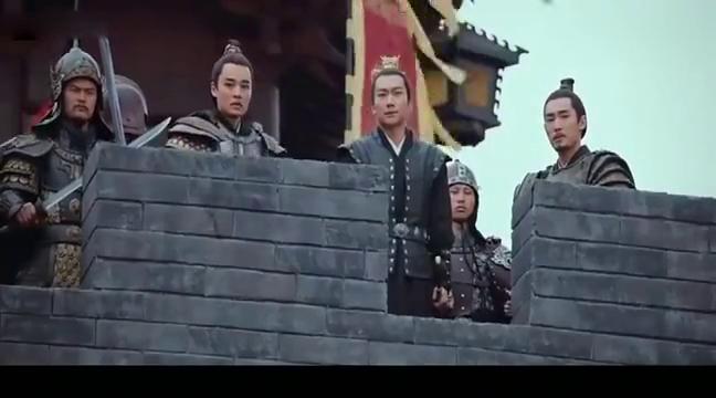 琅琊榜:莱阳王看不起长林,殊不知萧平旌身后,不仅数万大军