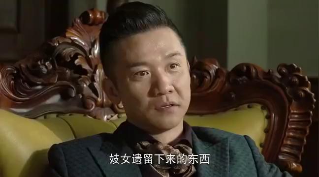 《破晓》黄志忠正面硬刚陈小春,大佬之间的对话都是高深莫测的!