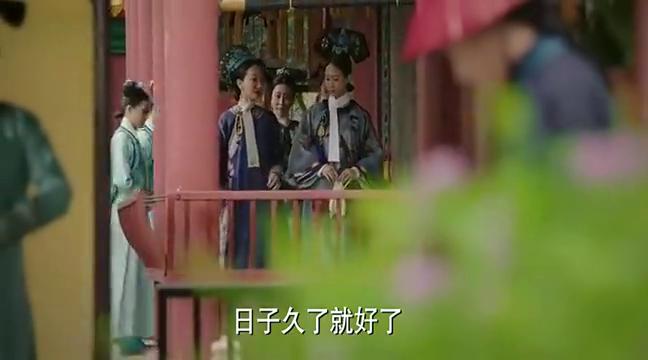如懿传:豫妃刚得宠几天就开始飘了,还想当皇后,如懿可不惯着她