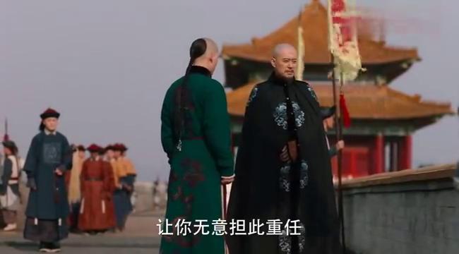 梦回:皇上与十三深情对话,十三拒绝承袭皇位
