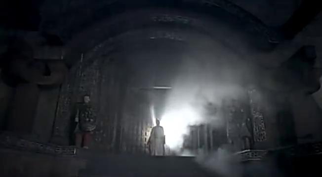 秦始皇梦见自己在一座奢华古墓,千军万马都是活人俑,惊醒了