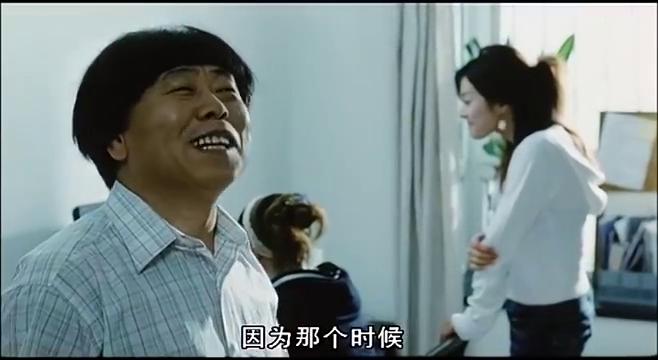 大胃王:潘长江发传单效率太慢,美女一个动作,分分钟发完