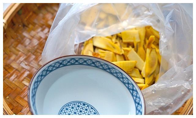 清明将至,教你用此招简单方法储存春笋,保准跟新鲜的一样好吃