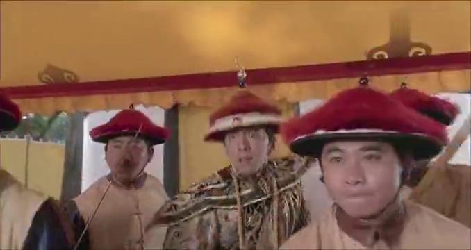 武状元苏乞儿:苏乞儿为了保护皇上,和赵无极打了起来!