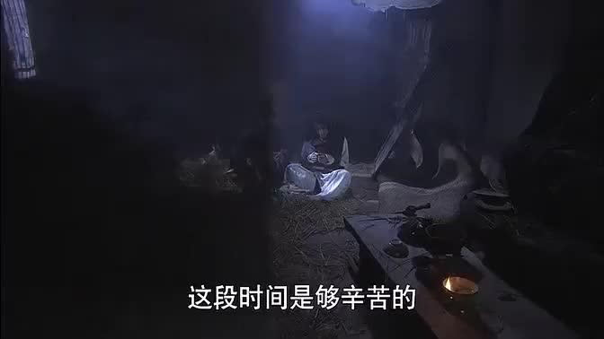 张翰落到这个地步太惨了,吃个馒头都这么凄凉