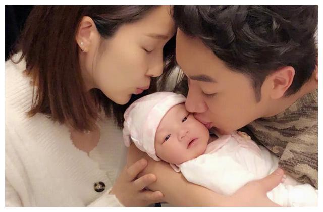 """有种""""委屈""""叫王祖蓝女儿,完美错过妈妈基因,和爸爸如复制粘贴"""