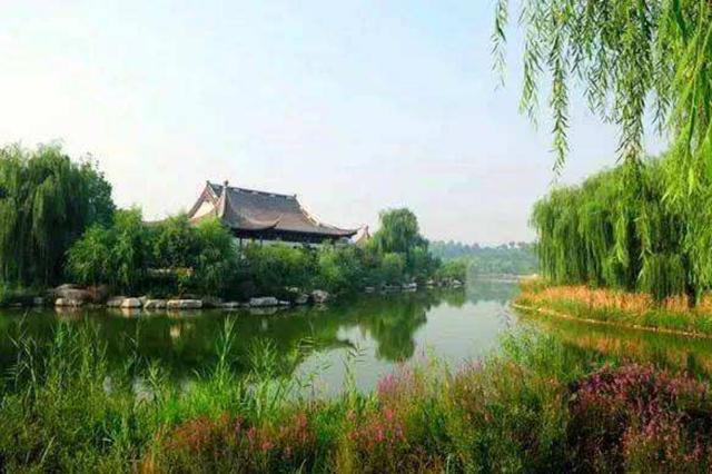 """北京又一网红公园,人称京郊""""龙潭湖"""",免门票免费停车不输西湖"""