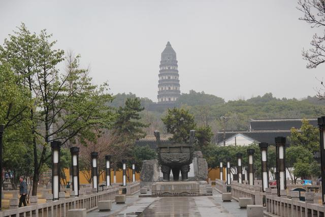 """苏州有座5A景区,门票80但游人较少,被誉为""""吴中第一名胜"""""""