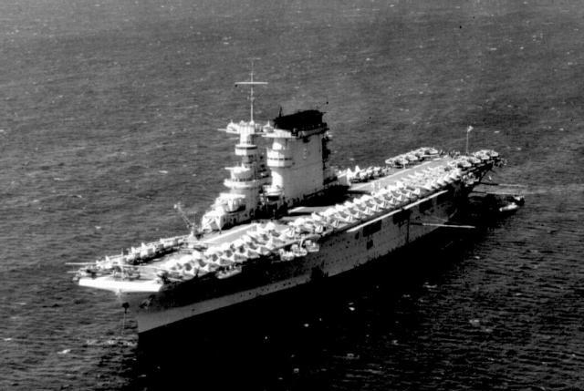 """中途岛海战,日本海军空有8艘航母,但思想还停在""""大炮""""主义"""