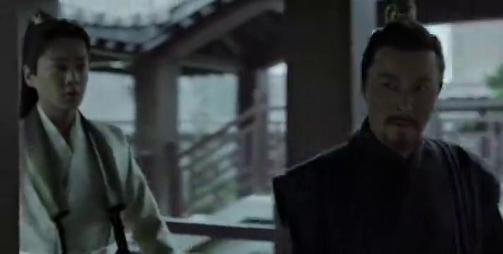 庆余年:林若甫便带着范闲,随袁宏道去了关押太子的地方