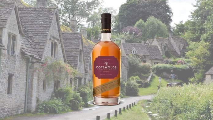 科茨沃尔德酒厂推出新雪莉酒桶威士忌