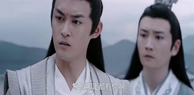 陈情令:金光瑶主持围猎会,却被众师兄刁难,还好他城府深