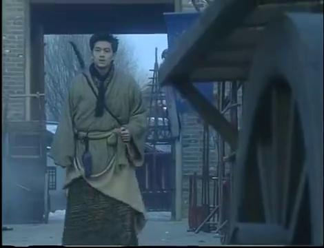 陆小凤之决战前后第13集:金九龄设怪约,决战之夜只许六人观看