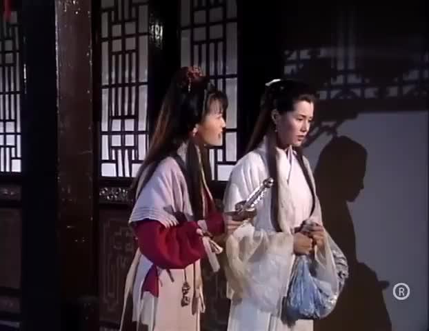 影视:尹志平跟赵志敬谈话,不料却被小龙女听见,终于真相大白了