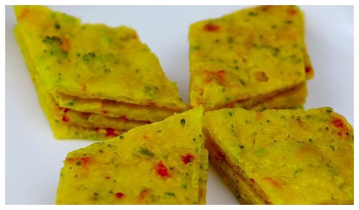 简单好吃的虾泥玉米饼,软嫩鲜香,营养味美,孩子爱吃的营养早餐