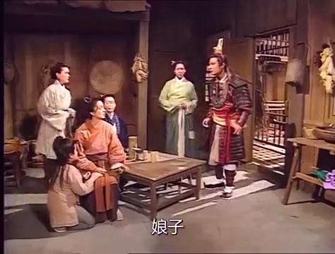 封神榜:黄颜误以为杨戬另结新欢,气愤不已,好兄弟纷纷帮助劝和