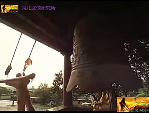 武林盟主不自量力竟敢去挑战少林高僧,一招风神怒秒破他的魔影分