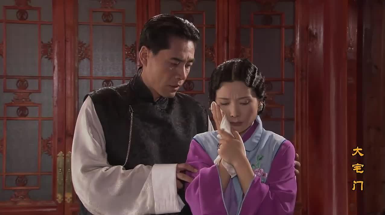 大宅门:二奶奶快病死了,杨九红黑化上位:我忍着,看谁耗过谁