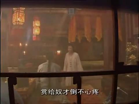 少年天子:皇上皇后争吵,皇后说皇上不像皇上,说完皇后很后悔