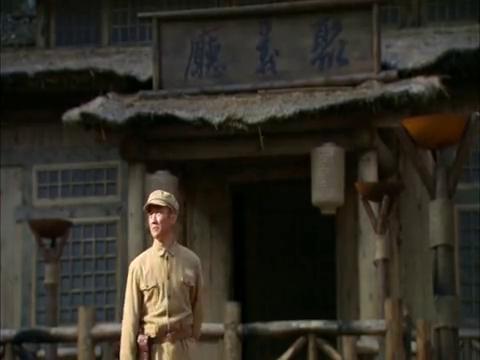 肖桂英带着九山十八寨的弟兄们正在研究时票儿来了
