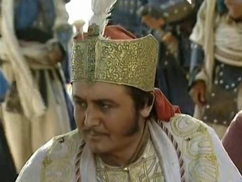 摩柯末苏丹临死之前做了一个最明智的决定,让扎兰丁作为继承人!
