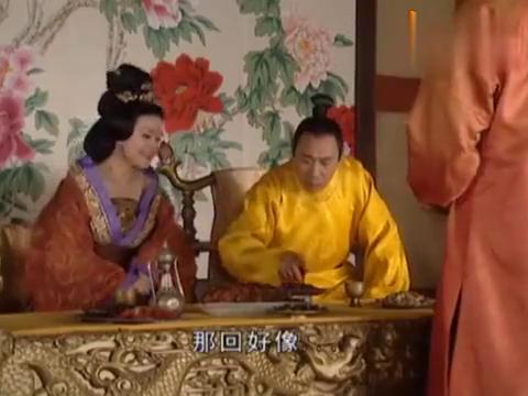 大明宫词:突厥王子向大唐天子献全羊宴,结果被太平公主戏耍!