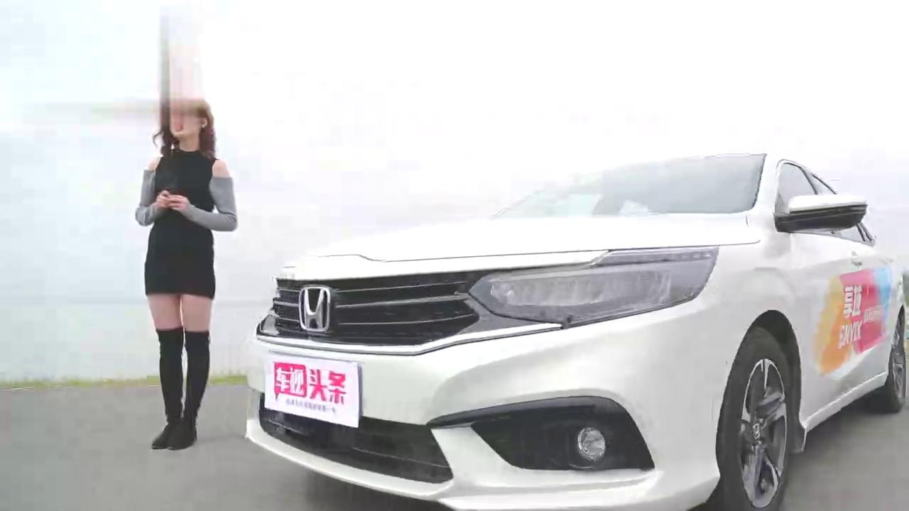 视频:试驾东风本田享域,越级空间大沙发,长腿美女实测究竟有多宽敞