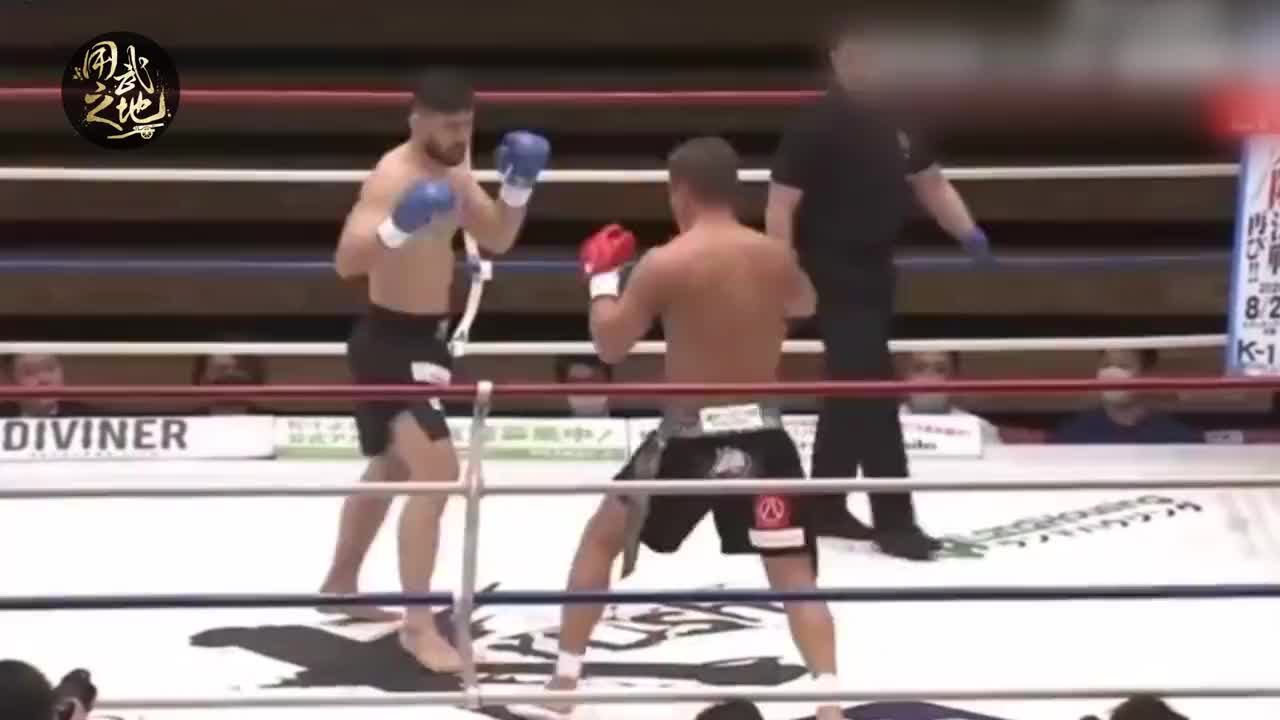 昨晚!日本大级别金腰带之战,他又被KO了!