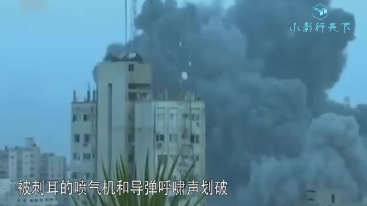 卫星揭秘以色列大空袭伊朗兵工厂遭洞穿俄s300导弹袖手旁观