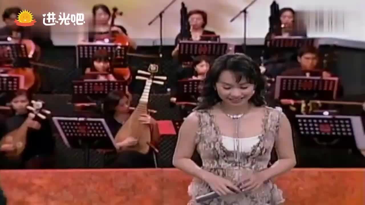 蔡幸娟《蜗牛与黄鹂鸟》实力派歌手句句入心经典