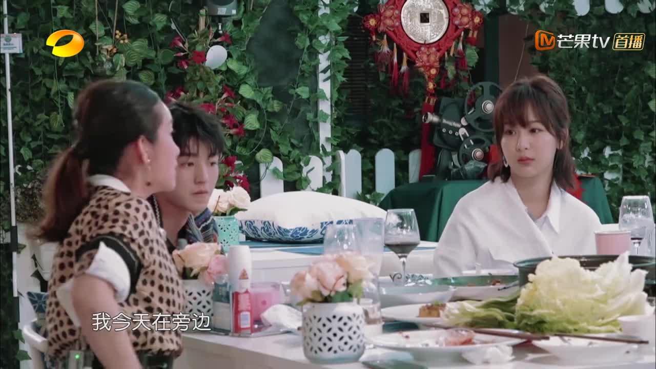 中餐厅:王俊凯临走之际,秦海璐送一件礼物感动全场,杨紫快哭了