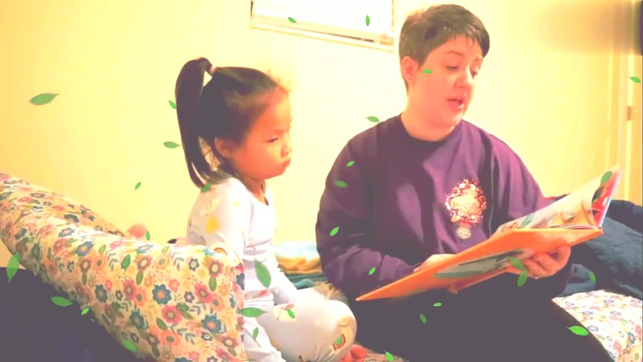 看完美国妈妈对收养的中国女孩美美的美式教育,中国妈妈一夜难眠