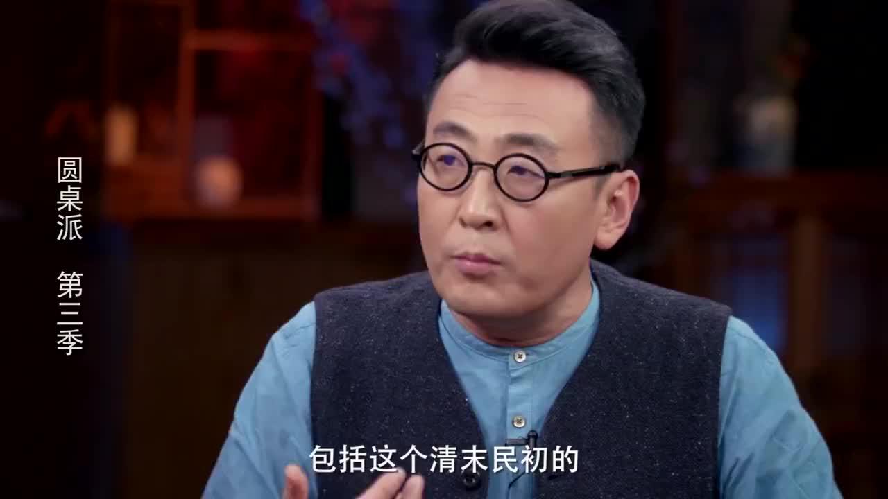 窦文涛:张伯驹过生日,四大名角全来捧场,太过瘾了!