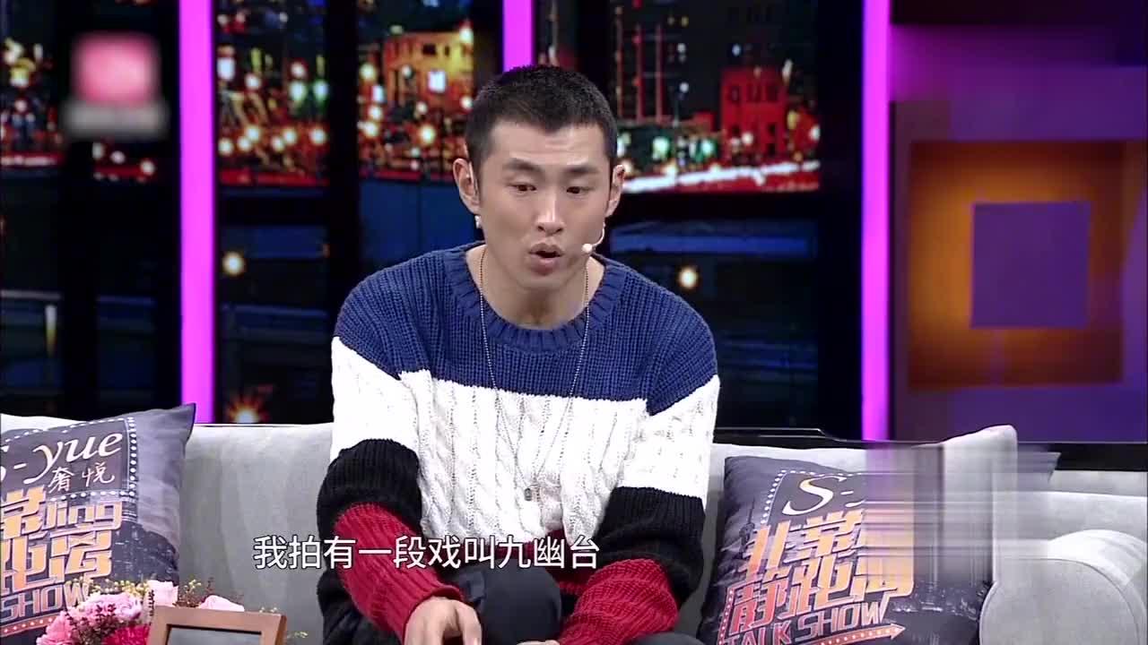 王彦霖拍《楚乔传》,演宇文怀着了魔,窦骁:你是不是疯了?