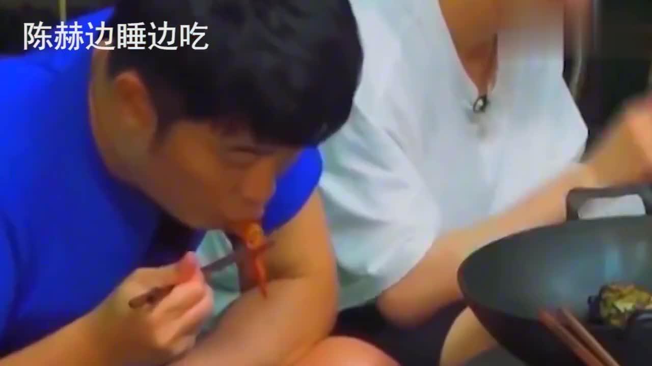 那些综艺吃播现场:岳云鹏一个人的火锅狂欢,陈伟霆全然不顾形象
