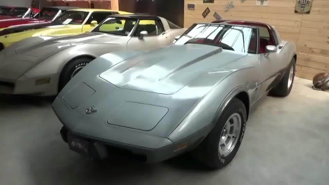 1978款 雪佛兰 科尔维特 C3 Targa