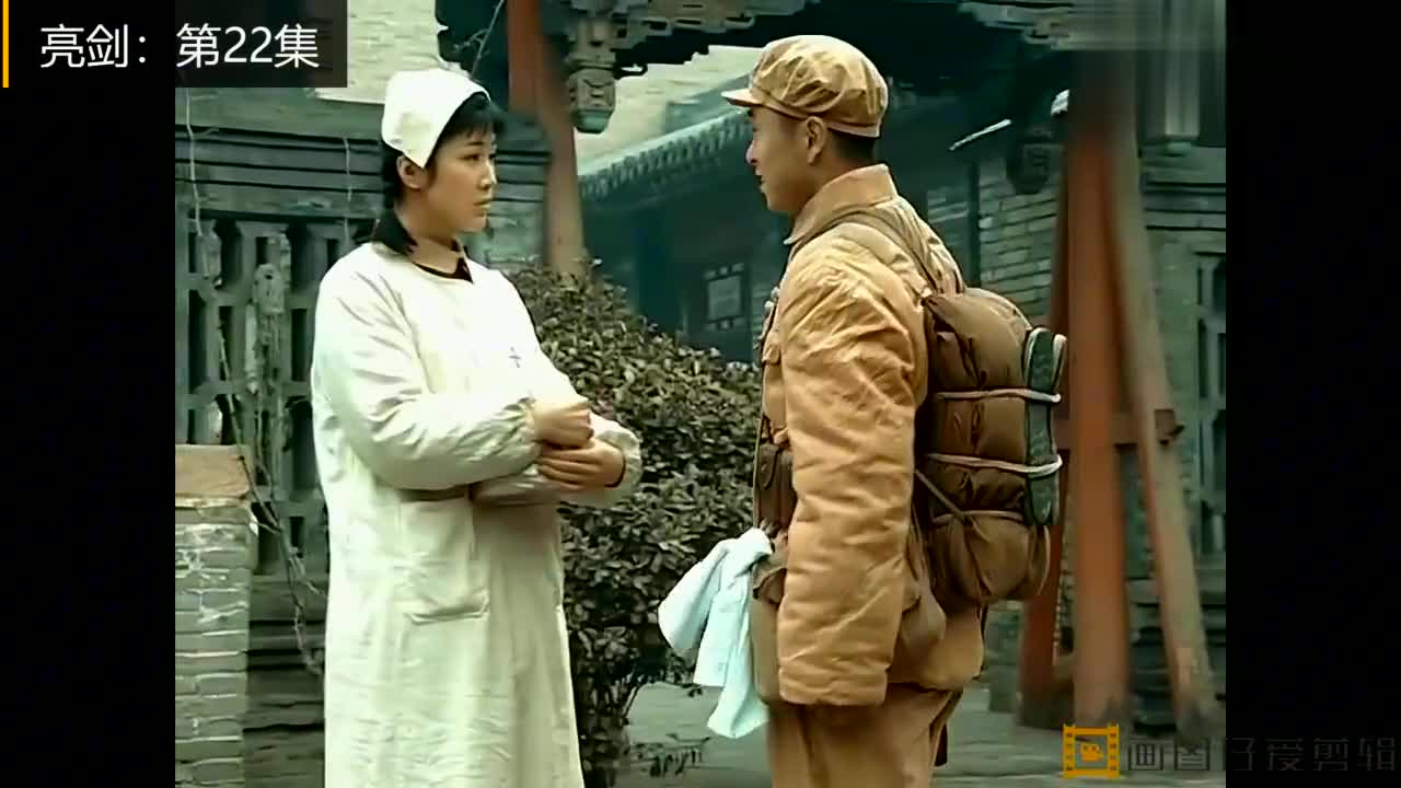 """亮剑:""""小木匠""""和田雨的恩怨情仇,这可是李云龙未来的老婆啊!"""