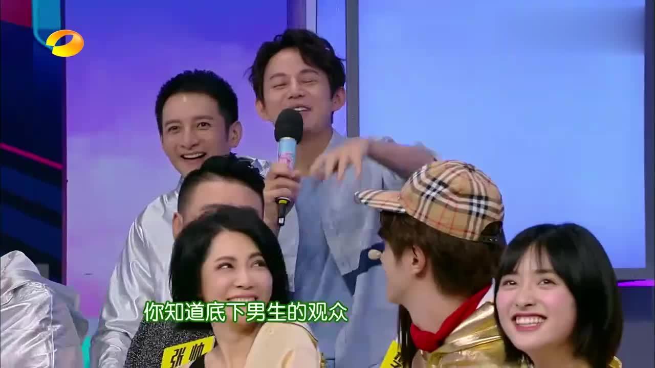 刘维穿制服出场都说帅,梁靖康一亮相场面失控了,哥哥的腰绝了!