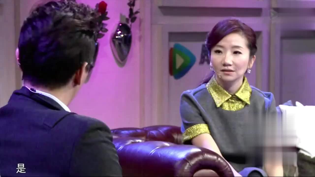 陶晶莹:台湾地区的娱乐节目比内地差的太多了!
